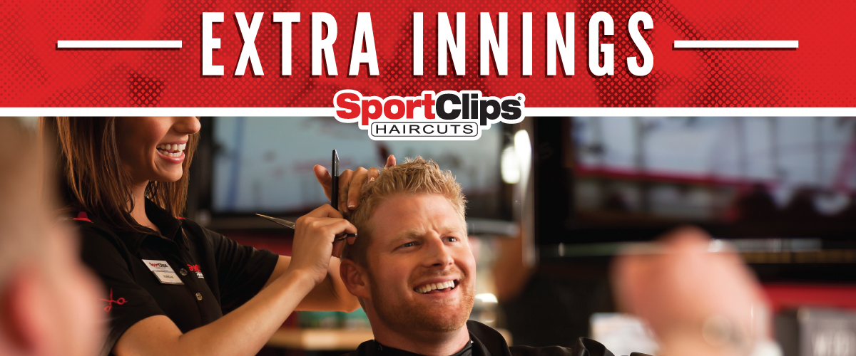 The Sport Clips Haircuts of The Crossing at Dickson Extra Innings Offerings